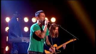 Maroon 5 - Payphone/Moves Like Jagger (Live The Voice UK)