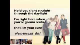 5SOS- Heartbreak Girl (lyrics)