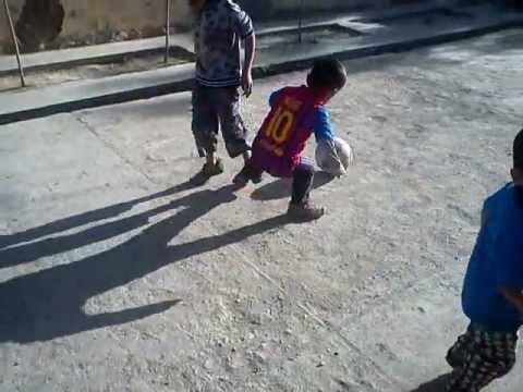 Afghan small kid missi ;)