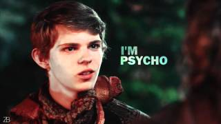 ─ PETER PAN ✗ ⌈I'M PSYCHO⌋
