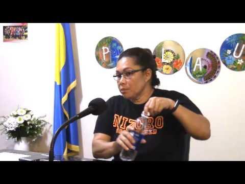 Write In Candidate Jennifer Sugiyama for Koror State Delegate, 10th OEK - 10/28/16