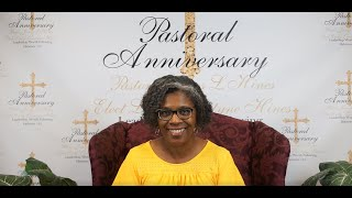 LMBC - 32nd Pastoral Anniversary Promo (Jackie Barber), July 9th 2020