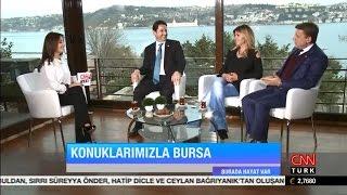 Bursalılar 'Burada Hayat Var'da BURSA'yı anlatıyor | CNN Türk | 15.03.2015 | 2. BÖLÜM