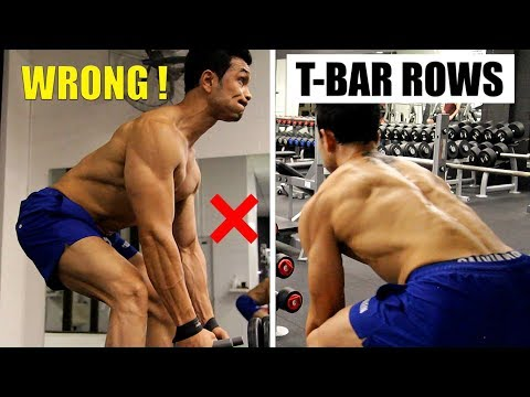 GET THICK & WIDE LATS| T-BAR ROWS की 5 डेडली MISTAKES- STOP NOW!!