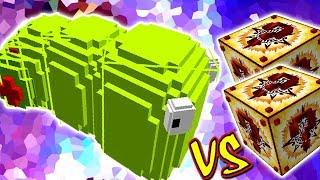 MINHOCA GIGANTE VS. LUCKY BLOCK INCA (NOVO) (MINECRAFT LUCKY BLOCK CHALLENGE MOLDORM)