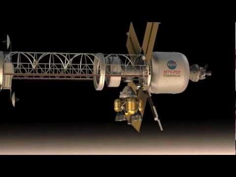 MARS [NEW!!!]Constellation(DEFUNCT)/SLS : Manned Mission to Mars/ SLS ARCHITECTURE