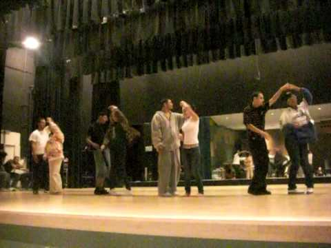 (second bachata) practica para el baile en miami jackson s.h Travel Video
