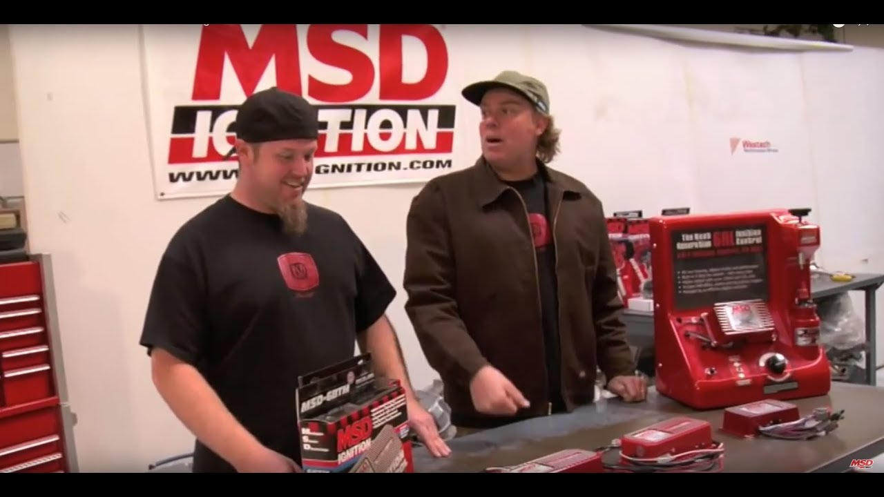 Differences Between Msd 6 Series Ignitions Youtube 6al 2 Wiring Diagram 6530 Performance Ignition