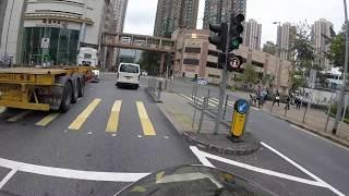 電單車考試路線 - 沙田源順圍 (極速睇完精讀版)