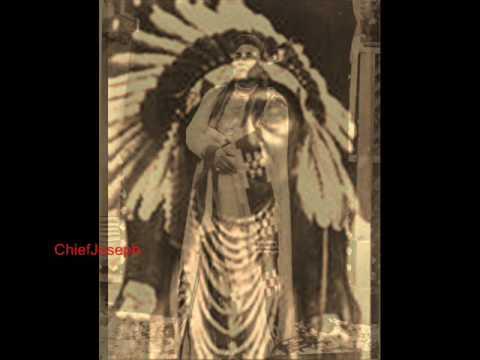 Native Americans : Great Chiefs, Great Warriors ...... Words Of Wisdom ......( Buddha Bar music )
