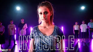 Anna Clendening - Invisible - Choreography by Erica Klein - #TMillyTV