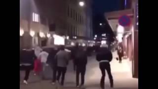 Hooligan Fight (HAMMARBY Ultras VS DY/UCS DJURGÅRDEN)