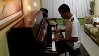 Los sonidos del silencio-Simon & Garfunkel/Jose Barreto/Piano cover
