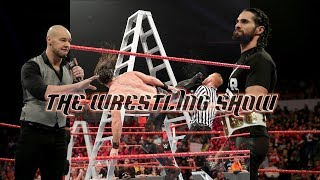 The Wrestling Show : WWE RAW : 10 Decembre 2018 : Review