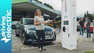 Audi e-tron: 1,000 miles in 24 hours challenge – DrivingElectric