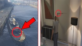 GTA 5 Online: GEHEIME ÄNDERUNGEN und FUNKTIONEN im neuem Finace and Felony Update