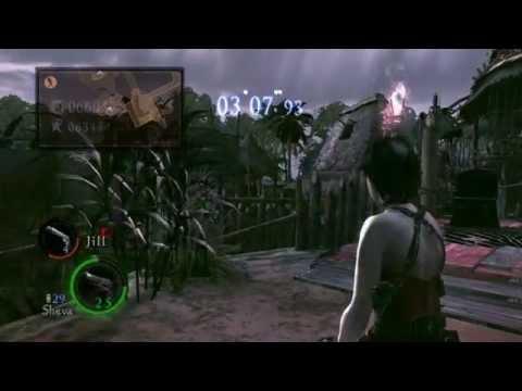 Resident Evil 5 Versus Team Survivors Village (ada Wong) W/ WeskerRezo