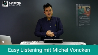 Easy Listening Sound Expansion mit Michel Voncken   Tyros 5   S970