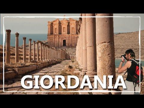 Viaggio Fai Da Te In Giordania ✈ Vlog