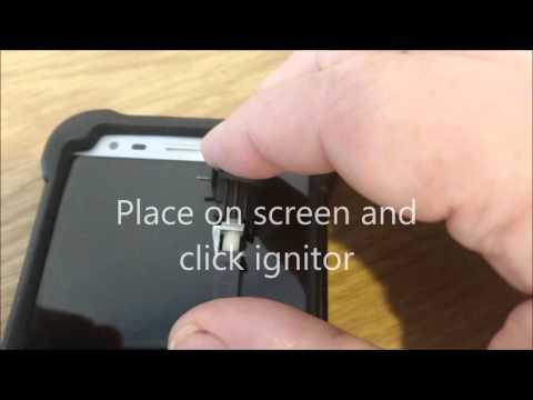 Piezo dead spot screen fix for My LG G2