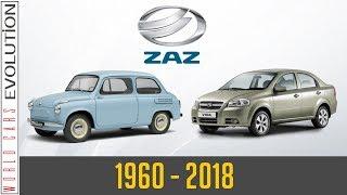 W.C.E - ZAZ Evolution (1960 - 2018)