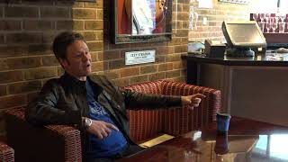 Brian Cannon talks to Rob Fiddaman at The Hard Rock Cafe Manchester about the birth of Microdot.