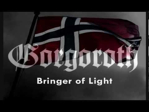 Gorgoroth - Sign of an Open Eye (with lyrics)