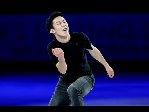 Nathan CHEN - US Nationals 2018 - Gala Exhibition NBC
