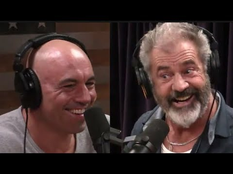 Joe Rogan  Mel Gibson on How Stem Cell Therapy Saved His Dad's Life