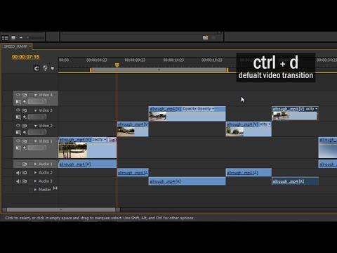 6 Keyboard Shortcuts You Can't Live Without in Premiere Pro