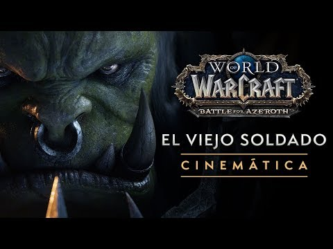 "World of Warcraft: ""El viejo soldado"""