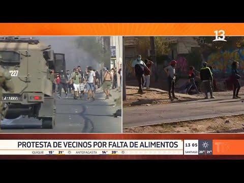 Vuelven las protestas sociales a Chile