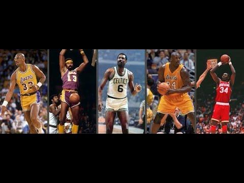 A EVOLUÇÃO DOS PIVÔS NA NBA - De George Mikan a Joel Embiid e Karl-Anthony Towns