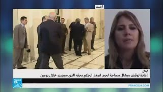 لبنان: إعادة توقيف ميشال سماحة حتى صدور الحكم بحقه