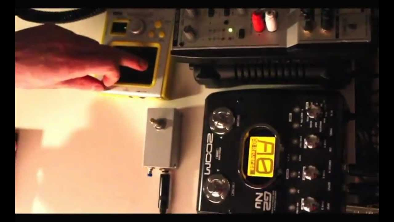 Diy Expression Pedal Youtube This Is The Wiring Schematic For Roland Ev5 Footpedal