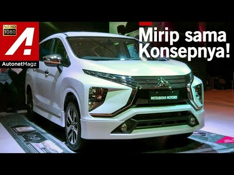 Mitsubishi Expander Next Generation MPV First Impression Review Indonesia