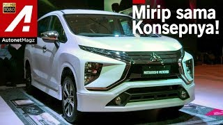 Video Mitsubishi Expander Next Generation MPV First Impression Review download MP3, 3GP, MP4, WEBM, AVI, FLV Oktober 2017