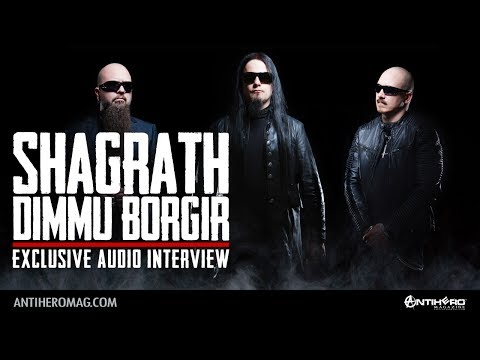 Interview with Shagrath of Dimmu Borgir