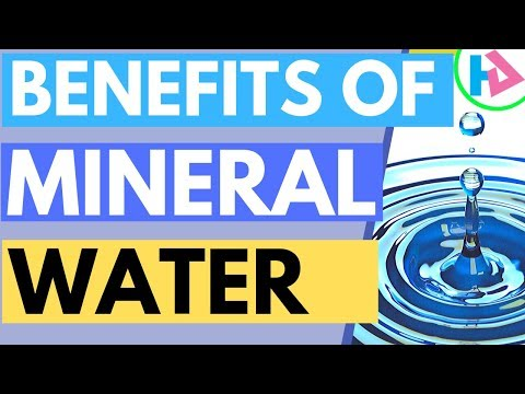 Amazing Health Benefits Of Mineral Water That Will Surprise You