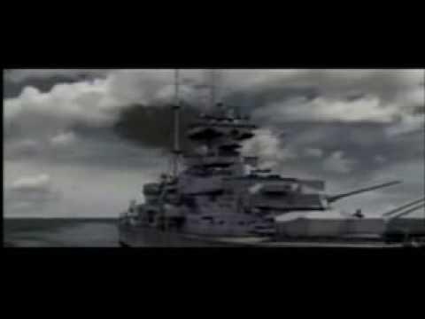 Bismarck Vs Hood Youtube