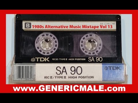 80s New Wave / Alternative Songs Mixtape Vol. 13