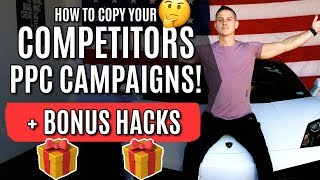 How to Copy Your Competitors PPC Campaigns + Amazon FBA Hacks (NEW!)