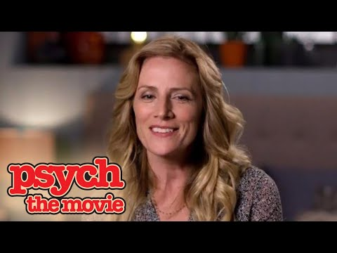 Psych: The Movie | Cast Tease