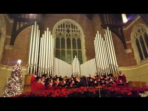 Candlelight Carol Huntingdon College