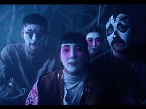 """Brahny Channels Chinese Opera in """"Paradise"""" Visual"""
