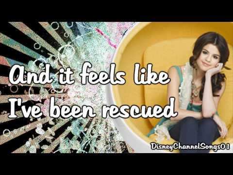 Selena Gomez & The Scene - Love You Like A Love Song With Lyrics