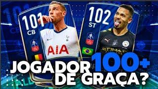 FIFA MOBILE 20| Jogador 102 de graça?