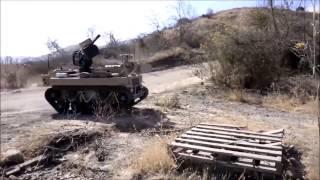 Учения армии США. Новые образцы вооружения.
