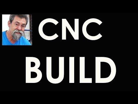 CNC machine build Dave Stanton easy woodworking