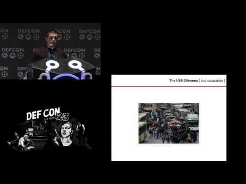 DEF CON 23 Conference - Andres Blanco, Andres Gazzoli  - 80211 Massive Monitoring